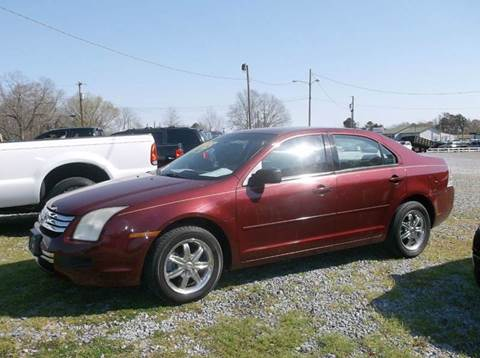 2006 Ford Fusion for sale in Smithfield, NC