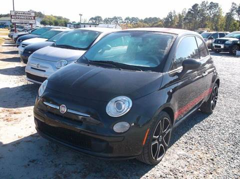2012 FIAT 500c for sale in Smithfield, NC