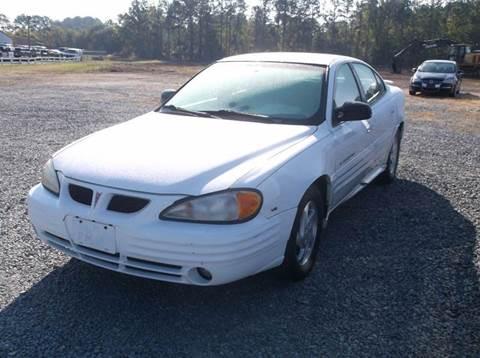 1999 Pontiac Grand Am for sale in Smithfield, NC