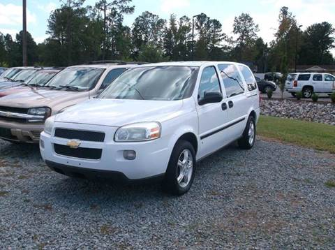 2007 Chevrolet Uplander for sale in Smithfield, NC
