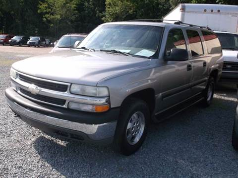 2001 Chevrolet Suburban for sale in Smithfield, NC