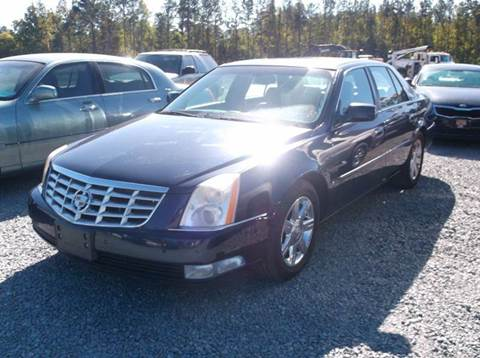 2006 Cadillac DTS for sale in Smithfield, NC