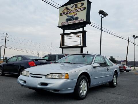 1994 Ford Thunderbird For Sale