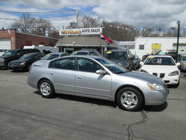 2002 Nissan Altima For Sale In Somerset Ma