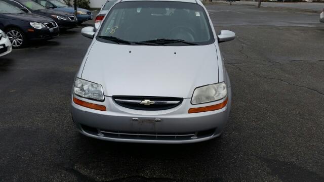 2006 Chevrolet Aveo LT 4dr Hatchback - Somerset MA
