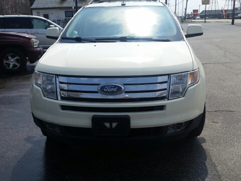 2008 Ford Edge for sale in Somerset, MA