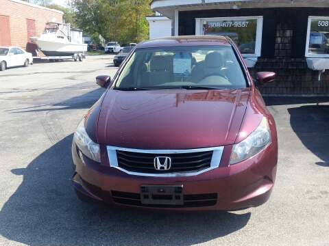 2008 Honda Accord for sale in Somerset, MA