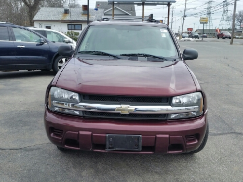 2006 Chevrolet TrailBlazer for sale in Somerset, MA