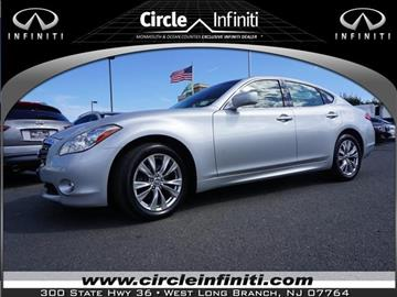 2012 Infiniti M56 for sale in West Long Branch, NJ