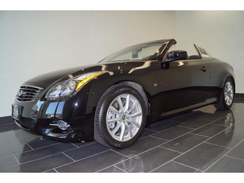 2015 Infiniti Q60 Convertible for sale in West Long Branch, NJ