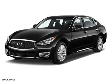 2017 Infiniti Q70L for sale in West Long Branch, NJ