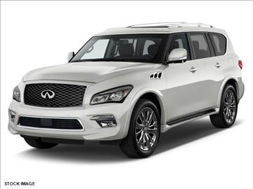 2017 Infiniti QX80 for sale in West Long Branch, NJ