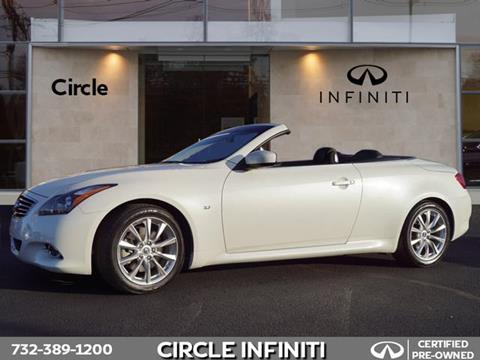 Infiniti Q60 Convertible For Sale In Chesaning Mi Carsforsale
