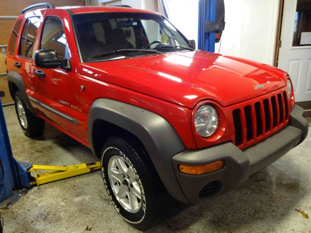 2002 Jeep Liberty for sale