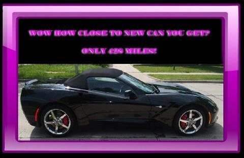 2014 Chevrolet Corvette for sale in Waukesha, WI
