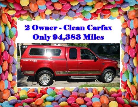 2001 Ford F-150 for sale in Waukesha, WI