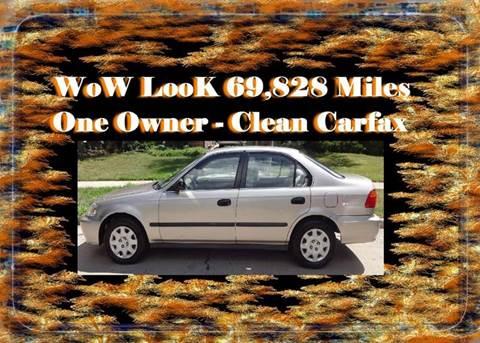 2000 Honda Civic for sale in Waukesha, WI