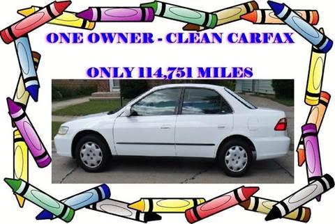 2000 Honda Accord for sale in Waukesha, WI