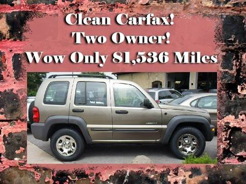 2004 Jeep Liberty for sale in Waukesha, WI