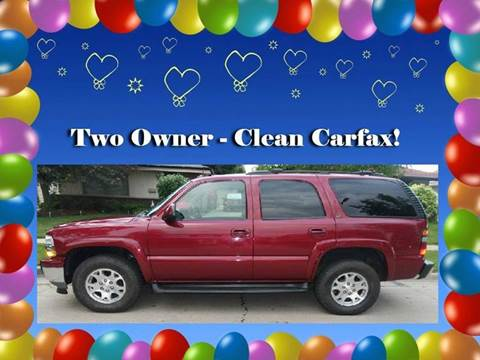 2005 Chevrolet Tahoe for sale in Waukesha, WI