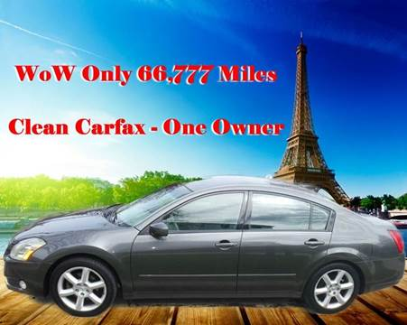 2005 Nissan Maxima for sale in Waukesha, WI