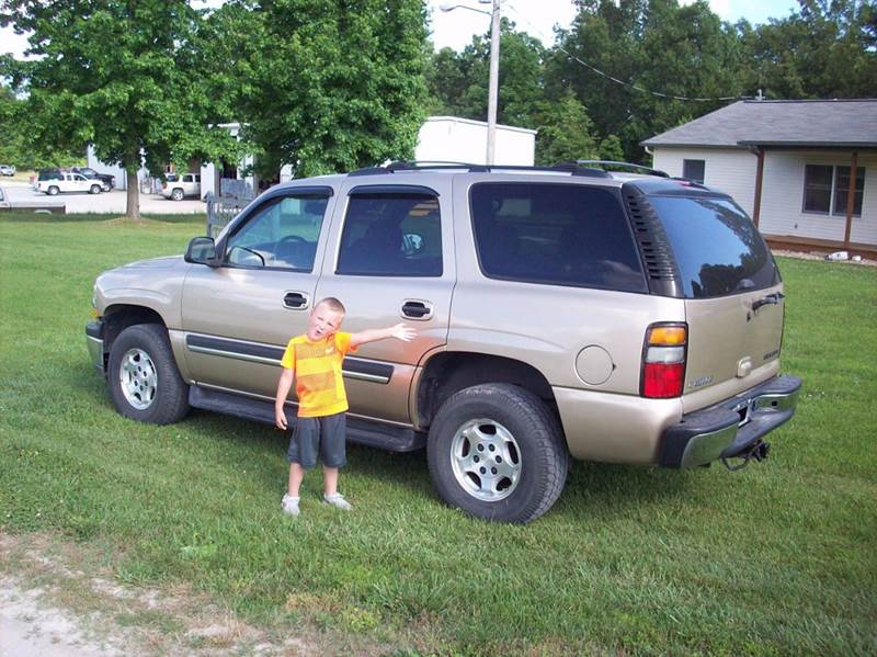 2005 Chevrolet Tahoe LT 4WD 4dr SUV - Gainesville MO