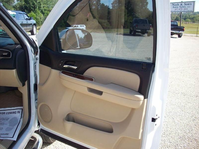 2007 Chevrolet Silverado 1500 LTZ 4dr Extended Cab 4WD 6.5 ft. SB - Gainesville MO