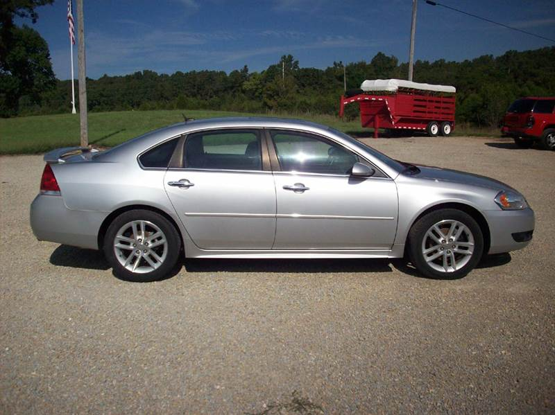2014 Chevrolet Impala Limited LTZ Fleet 4dr Sedan - Gainesville MO