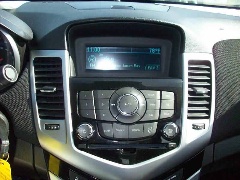 2014 Chevrolet Cruze 1LT Auto 4dr Sedan w/1SD - Gainesville MO