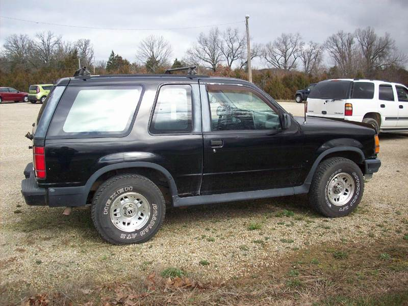 1994 Ford Explorer 2dr Sport 4WD SUV - Gainesville MO