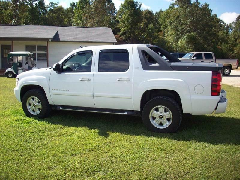 2009 Chevrolet Avalanche 4x4 LT 4dr Crew Cab Pickup w/ 2LT - Gainesville MO