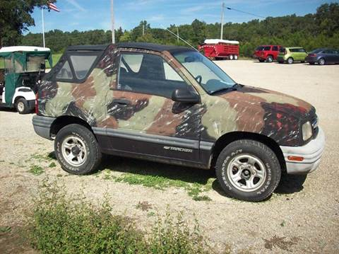 2000 Chevrolet Tracker for sale in Gainesville, MO