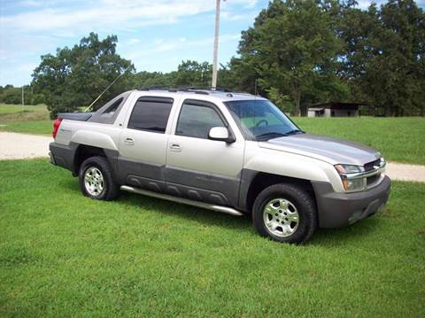 2005 Chevrolet Avalanche for sale in Gainesville MO