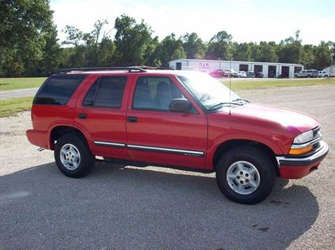 2000 Chevrolet Blazer for sale in Gainesville MO