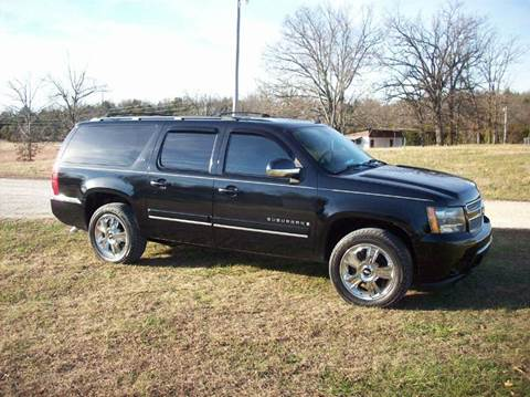2007 Chevrolet Suburban for sale in Gainesville MO