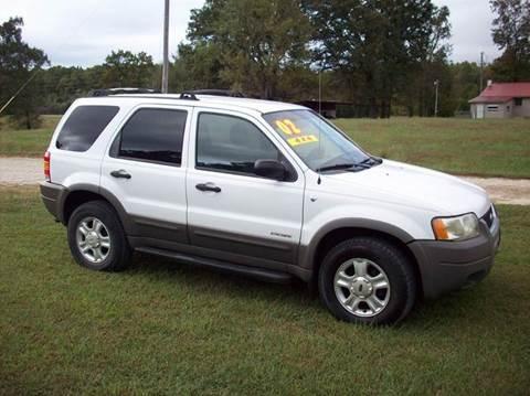 2002 Ford Escape for sale in Gainesville, MO