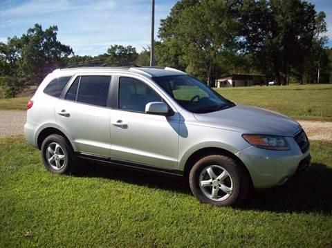 2007 Hyundai Santa Fe for sale in Gainesville MO