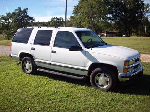 1999 Chevrolet Tahoe for sale in Gainesville, MO