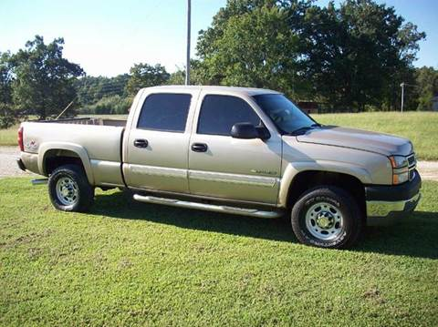 2005 Chevrolet Silverado 2500HD for sale in Gainesville, MO