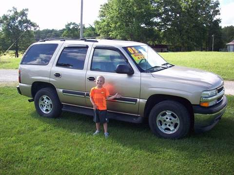 2005 Chevrolet Tahoe for sale in Gainesville, MO