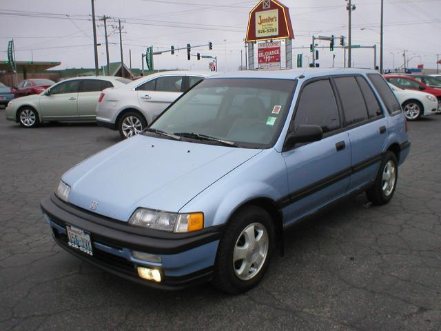 Used 1991 honda civic for sale for Small car motors carson city nv