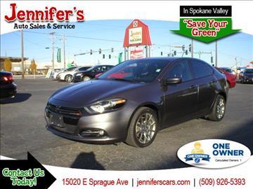2015 Dodge Dart for sale in Spokane Valley, WA