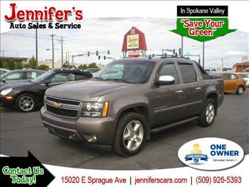 2011 Chevrolet Avalanche for sale in Spokane Valley, WA