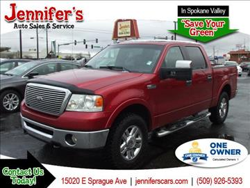 2008 Ford F-150 for sale in Spokane Valley, WA