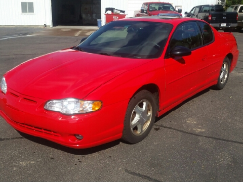 2001 Chevrolet Monte Carlo for sale in Mondovi, WI