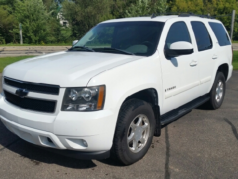 2007 Chevrolet Tahoe for sale in Mondovi, WI