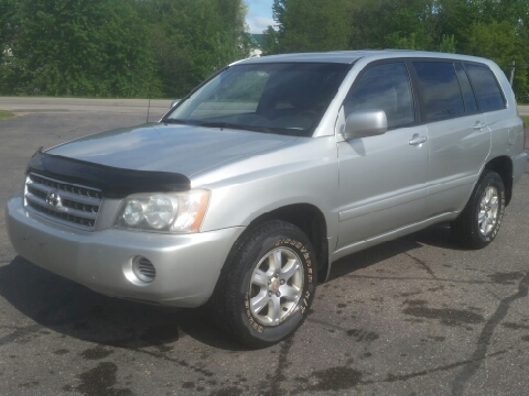 2003 Toyota Highlander for sale in Mondovi, WI
