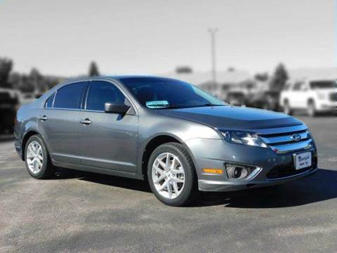 2012 Ford Fusion for sale in Spearfish, SD