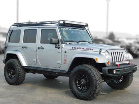 2013 Jeep Wrangler Unlimited for sale in Spearfish, SD