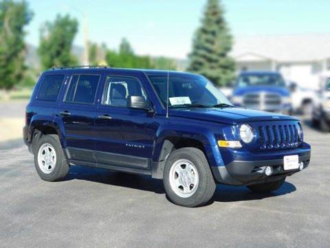 2014 Jeep Patriot for sale in Spearfish, SD